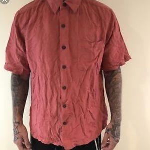 Caribbean Joe casual button down shirt